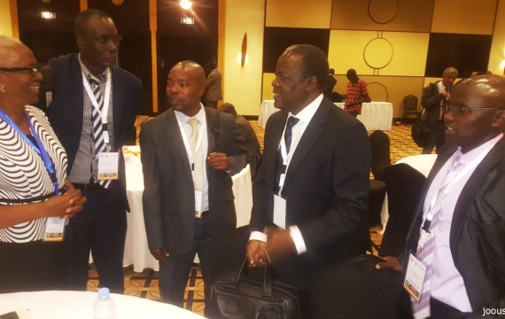 JOOUST attends East Africa Higher Education Centers of Excellence (ACE II) Summit in Rwanda
