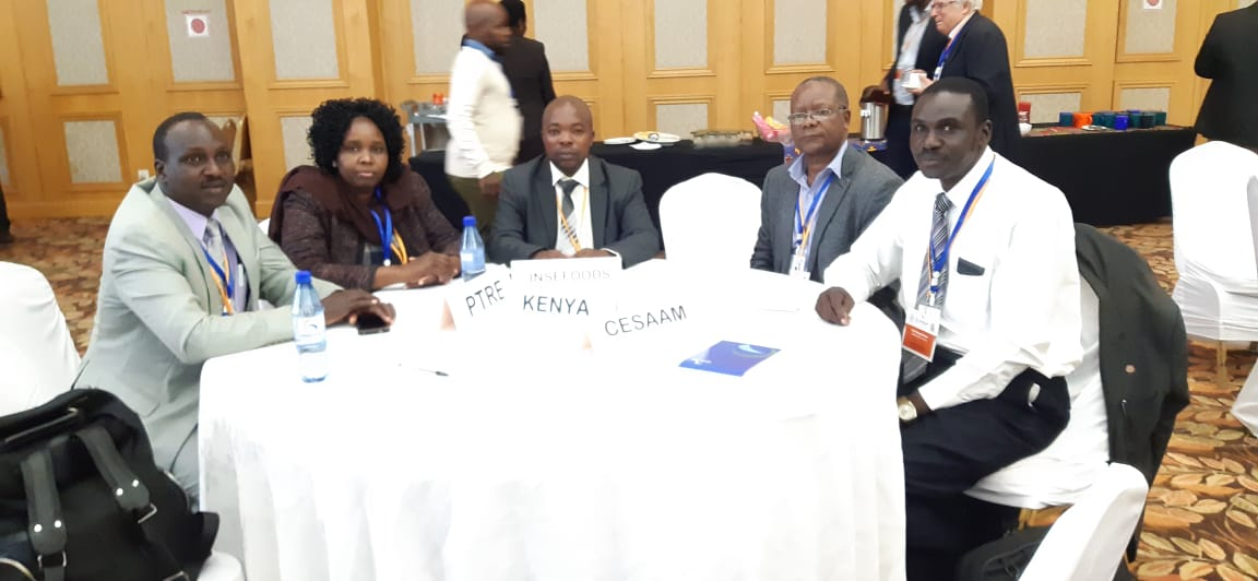 JOOUST represented at  the Technical and Advisory Meeting (Nov 18-19, 2019) in Lilongwe, Malawi